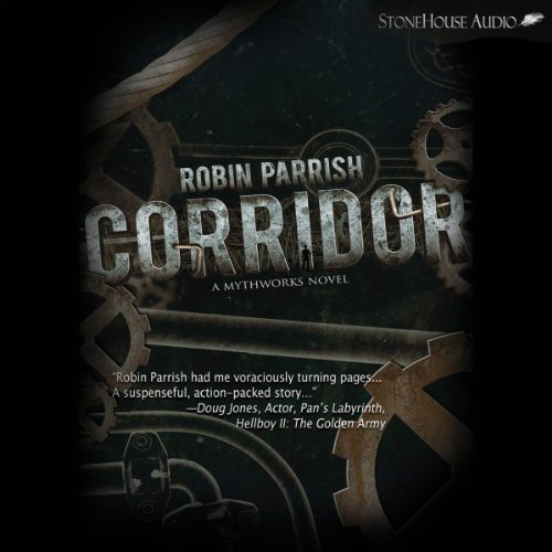 Corridor audiobook cover art