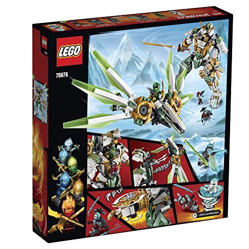 LEGO-NINJAGO Le robot Titan de...