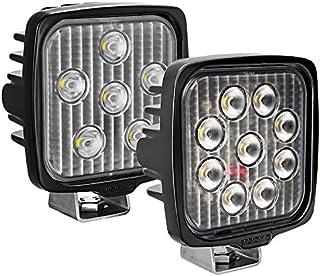 Vision X Lighting One Size HIL-RL6M 9 Watt LED Rock Light 6 Pod Kit Multi