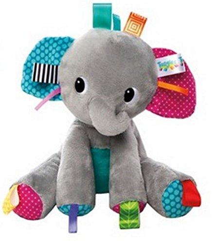 Bright Starts - Taggies - Tag n Play Pals - Elefant