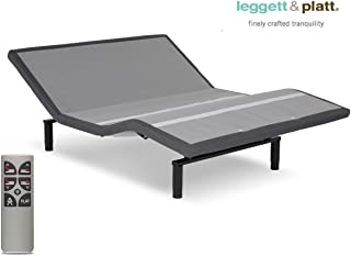 Leggett & Platt Falcon 2.0+ Adjustable Bed Base, Split California King