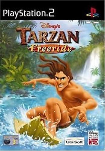 Disney Tarzan Freeride-(Ps2)