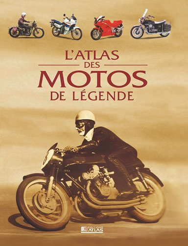 Atlas Motos Legende Collectif
