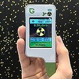 2in1 Greentest Eco portatile Rilevatore di Nitrati e Rivelatore di radiazioni geiger counter nitrate + radiation detector