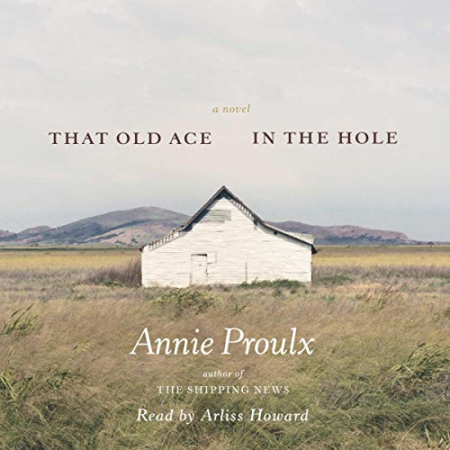 Couverture de That Old Ace in the Hole (Abridged)
