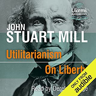 Utilitarianism/On Liberty cover art