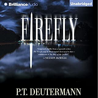 The Firefly audiobook cover art