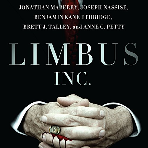 Limbus Inc. audiobook cover art