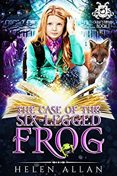 [Helen Allan]のCassie's Coven: The Case of the six-legged frog (English Edition)