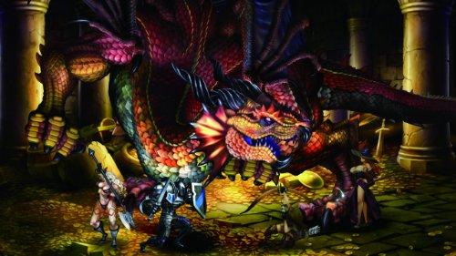ドラゴンズクラウン-PSVita
