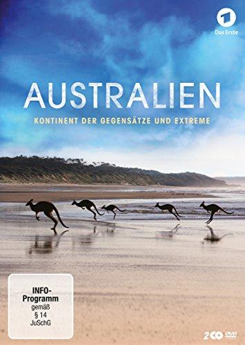 Australien - Kontinent der Gegensätze und Extreme [2 DVDs]