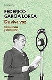 De viva voz: Conferencias y alocuciones (Contemporánea)