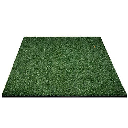 JU FU Outdoor-Sportarten Golf Schlagen Pad professionelle Lehre, Driving Range mit langem Gras Training Pad verdickt Anti-Rutsch-Pad 1,5 m * 1,5 m @@