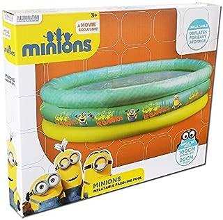 Minions Movie Inflatable Paddling Pool