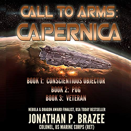 Call to Arms: Capernica cover art