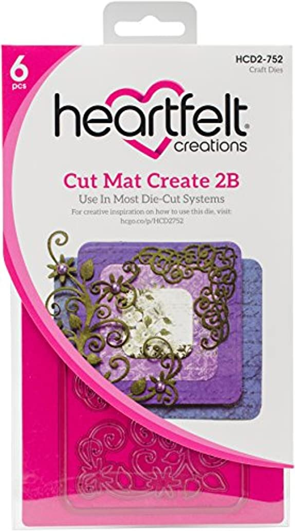 Heartfelt Creations 2B Die Mat