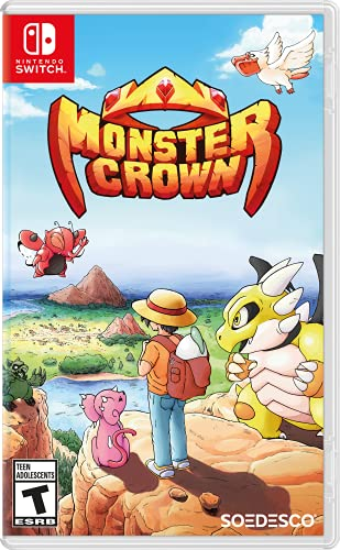 Monster Crown (Switch) pre-order is $29.99  Amazon:  GameStop: …