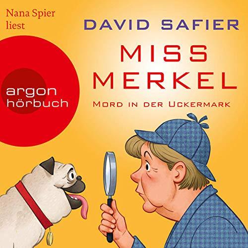 Couverture de Miss Merkel