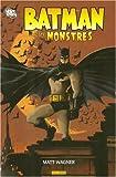Batman Et Les Monstres