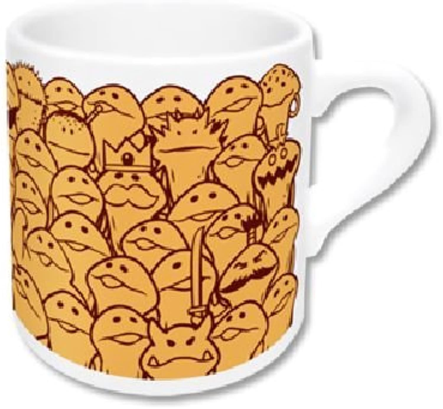 Nameko Saibai Kit Mug A (Nameko Tsumeawase)