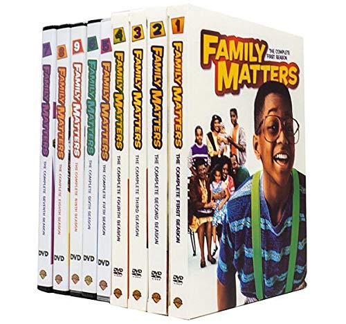 Family Matters Seasons 1-9 Bundle Complete Series