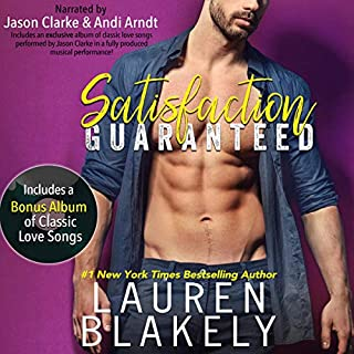 Satisfaction Guaranteed audiobook cover art