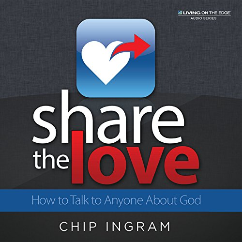 Share The Love  audiobook cover art
