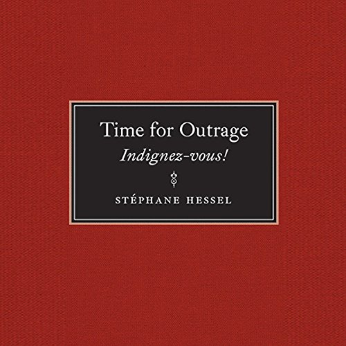 Time for Outrage audiobook cover art