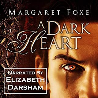 A Dark Heart audiobook cover art