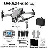 AKDSteel L109 / L109-S Drone 4 K Fotocamera x50 Zoom 5G WiFi 1 km Distanza 25 Minuti quadr...