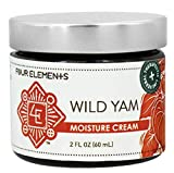 Best Estrogen Creams - Four Elements, Cream Wild Yam, 2 Ounce Review