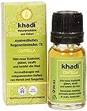 Khadi: aceite regenerador de Centella (10 ml)