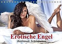 Erotische Engel - Betoerende Schoenheiten (Tischkalender 2022 DIN A5 quer): Schoene Frauen fuer sinnliche Stunden (Monatskalender, 14 Seiten )