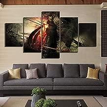 Baobaoshop Videojuegos de 5 Piezas Ninja Gaiden Poster ...