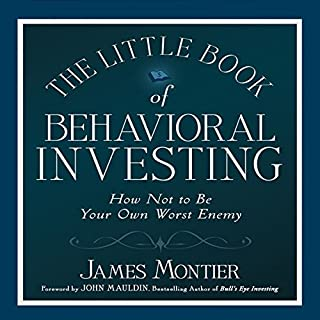 The Little Book of Behavioral Investing cover art