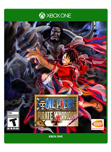 One Piece: Pirate Warriors 4 – Standard Edition – Xbox One