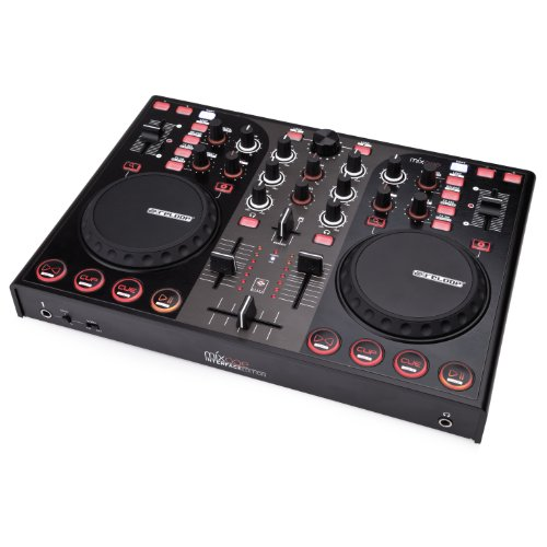Affordable Reloop Mixage Interface Edition DJ Controller w/ Audio Interface