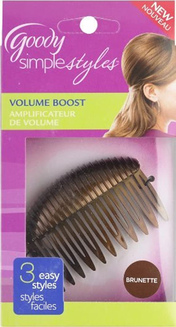 上昇振り子チョークGoody Simple Styles Volume Boost Comb, Assorted colors [並行輸入品]