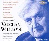 Portrait of Vaughan Williams (1999-02-23)