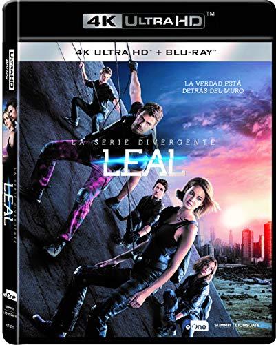 La Serie Divergente: Leal Blu-Ray + Uhd 4k Blu-ray