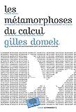 Les metamorphoses du calcul - Une étonnante histoire de mathématiques