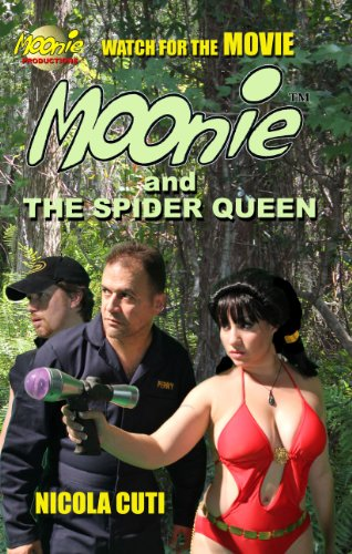 Book: Moonie and the Spider Queen by Nicola Cuti