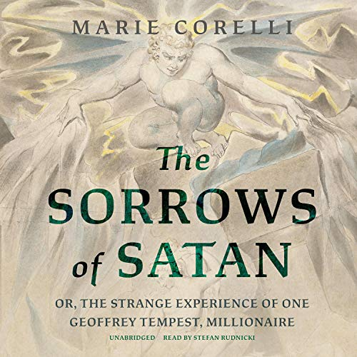 Couverture de The Sorrows of Satan
