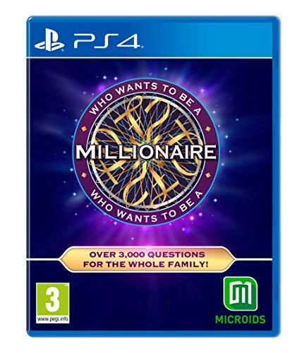 Who Wants To Be A Millionaire - PlayStation 4 [Edizione: Regno Unito]