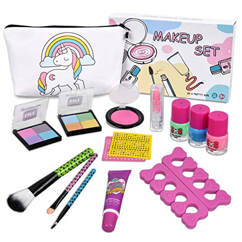Kids Makeup Kit for Girls - Real Kids...