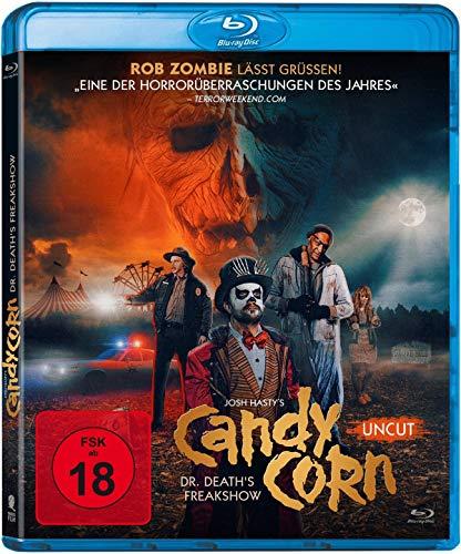 Candy Corn - Dr. Death's Freakshow - Uncut [Blu-ray]