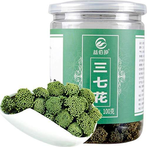 Yi Bai Zhen Chinese Panax Notoginseng Flower Tea 100 grams Panax notoginseng in Wenshan Yunnan Tianqihua Tea ??? ?????? 100? ??????? ???