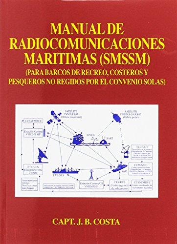 MANUAL DE RADIOCOMUNICACIONES MARÍTIMAS (SMSSM)