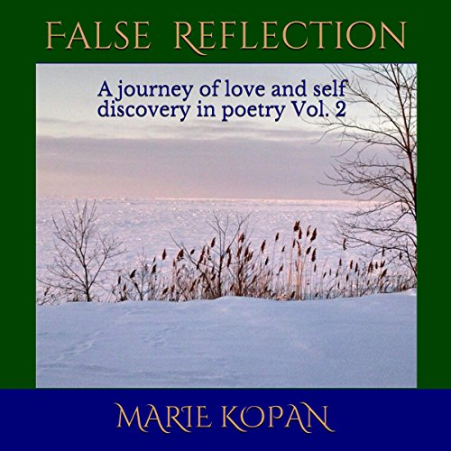 False Reflection audiobook cover art