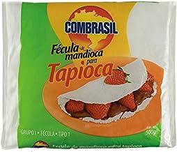 Maniokstärke für Tapioca, Beutel 500g -- Fécula de Mandioca para Tapioca COMBRASIL